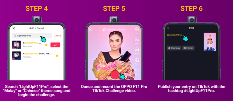 OPPO Contest Step 4, 5, 6