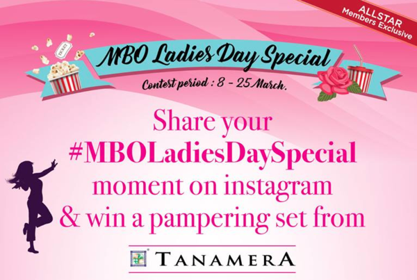 MBO Ladies Day Special