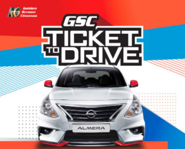 GSC Ticket to Drive