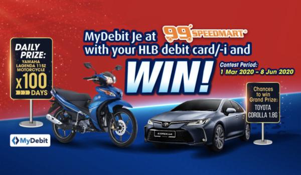 win-toyota-corolla-or-yamaha-lagenda-using-your-hong-leong-bank-debit-card