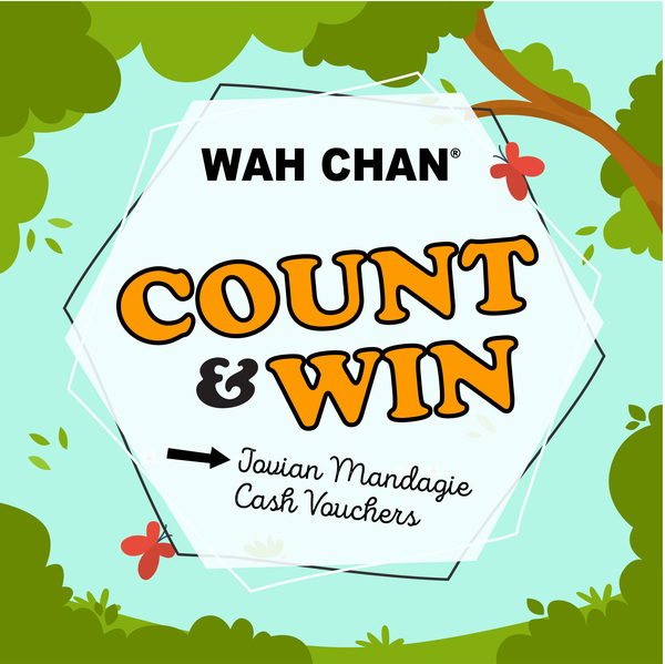 Win Jovian Mandagie Cash Voucher!!