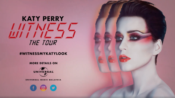 Win Katy Perry Witness The Tour Concert Tickets