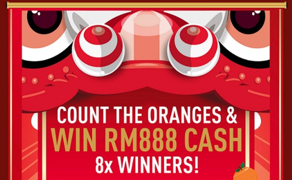 mmCineplexes COUNT THE ORANGES CNY CONTEST