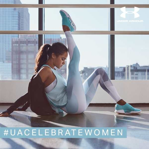 Under Armour UACelebrateWomen Contest