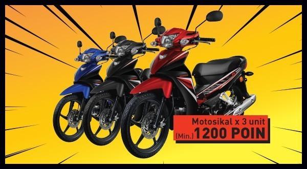 ladys-choice-menang-motosikal-tebus-ganjaran-di-ladys-choice-bonanza