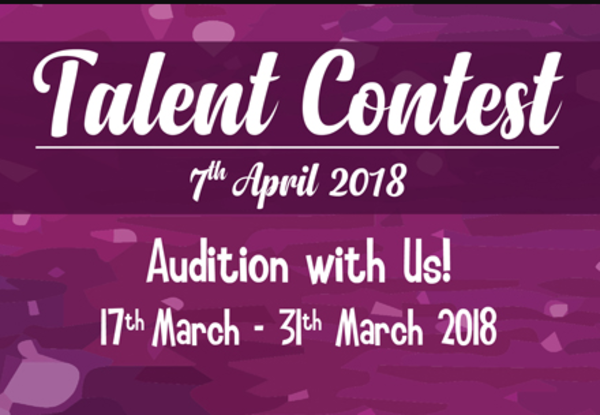 Kidzania Be a Star Talent Contest