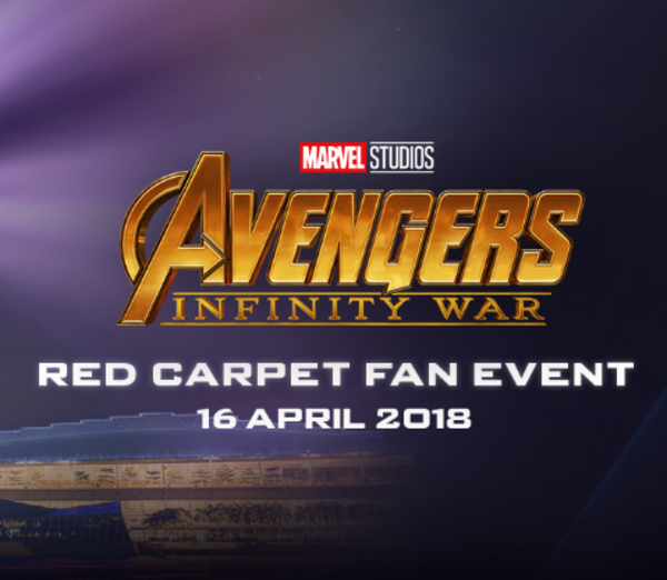 Marvel Studios' Avengers: Infinity War Red Carpet Fan Event