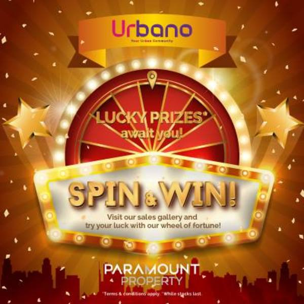 Paramount Property Spin & Win