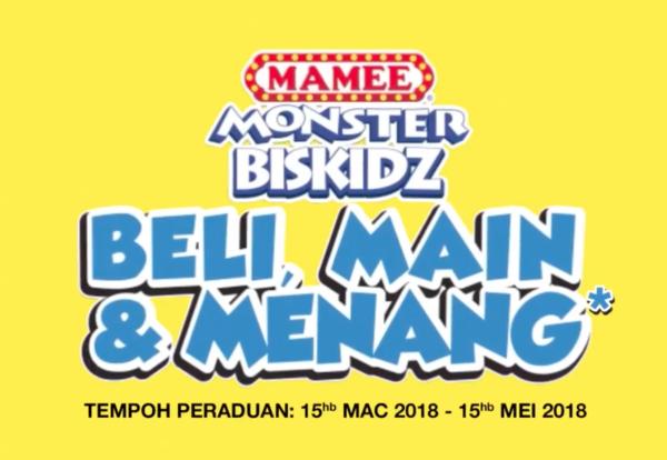 Mamee Beli, Main dan Menang