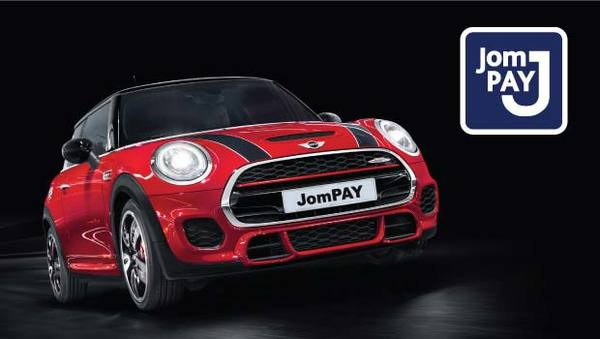 WIN A LIMITED EDITION MINI JOHN WORKS 3 DOOR WITH JOMPAY