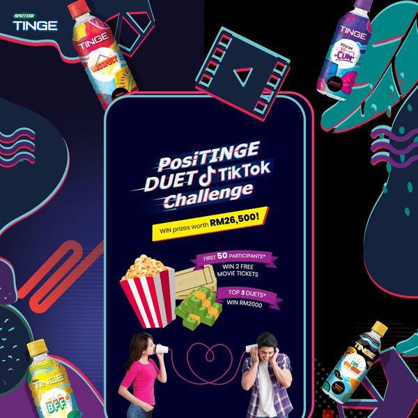 positinge-duet-tik-tok-challenge