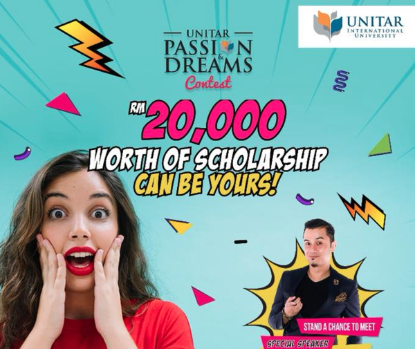 UNITAR PASSION DREAMS CONTEST!