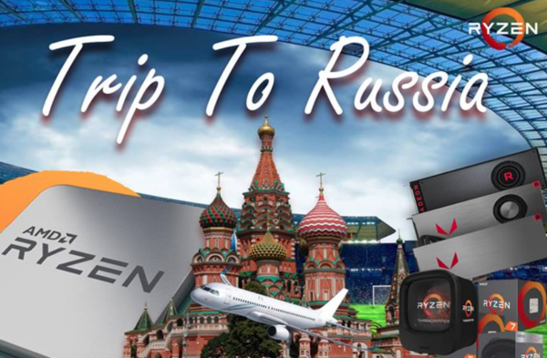 AMD Trip to Russia