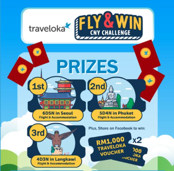 Win Trip to Seoul, Phuket & Langkawi!