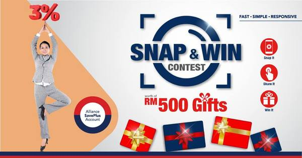 SNAP IT, SHARE IT, & WIN IT!