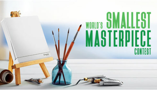 World's Smallest Masterpiece Contest