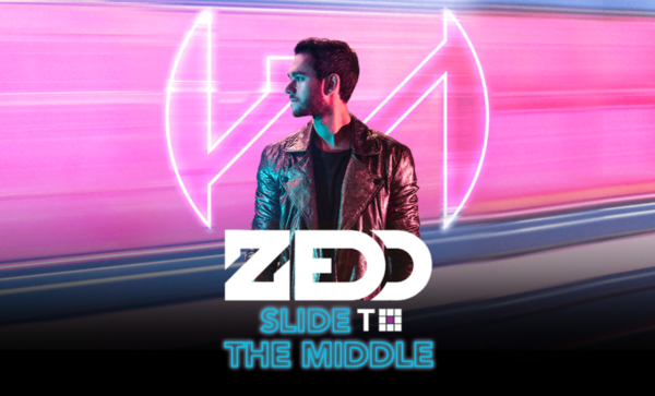 ZEDD Slide to the Middle