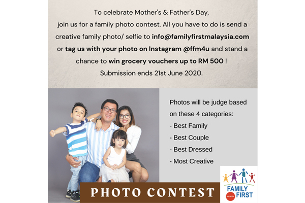 selfie-photo-contest-for-mother-s-father-s-day