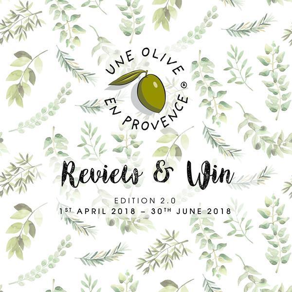 Une Olive en Provence Review & Win