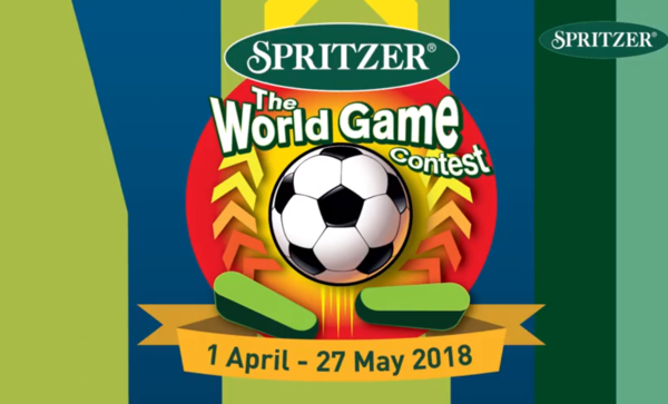 Spritzer The World Game Contest