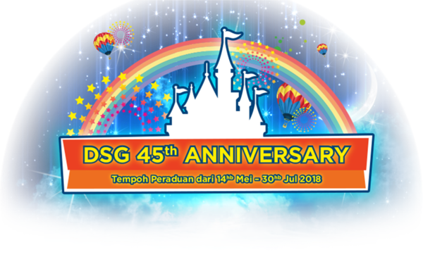DSG 45th Anniversary