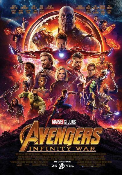 Marvel Studios'AVENGERS: INFINITY WAR电影游戏
