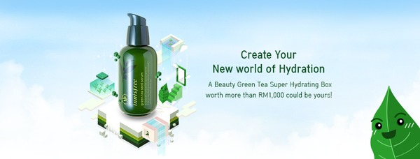 Create Your New World of Hydration