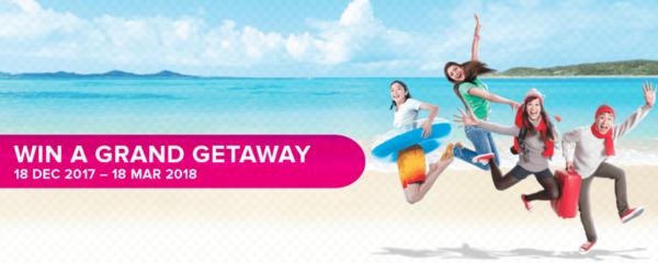 赢取马尔代夫双人旅游配套! Win Maldives Travel Package for 2!