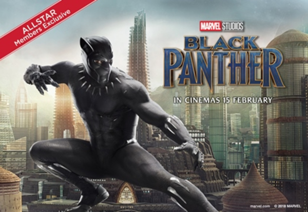 Black Panther MBO X Petron ALLSTAR Contest