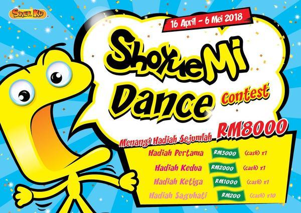Snek Ku ShoyueMi Dance contest