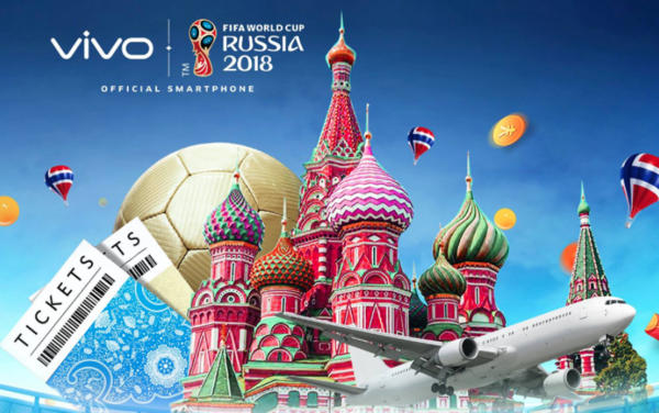 VIVO - CNY BUY & WIN RUSSIA TOUR