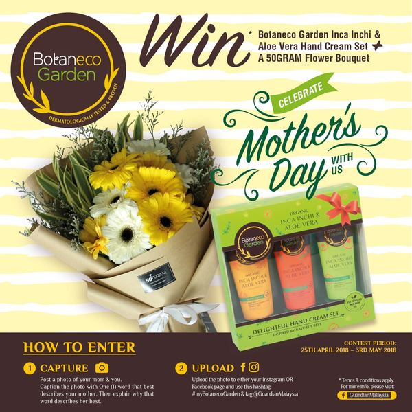 Botaneco Garden Mum + Me Mother's Day Photo Contest X Guardian