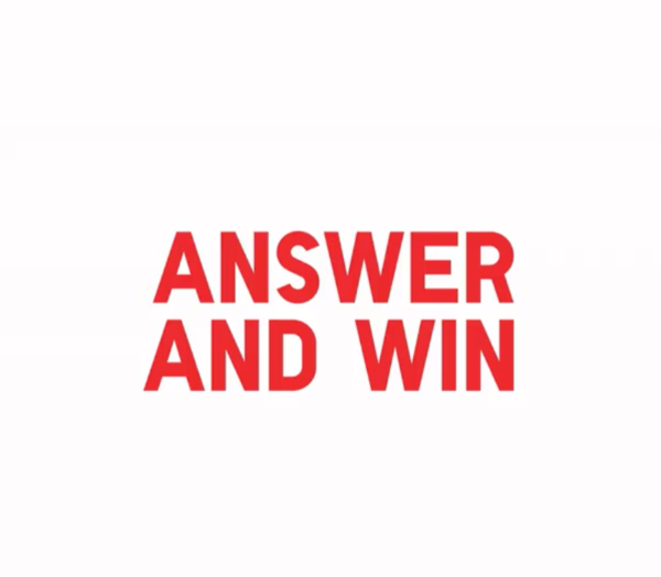 Uniqlo x LEGO Answer and Win