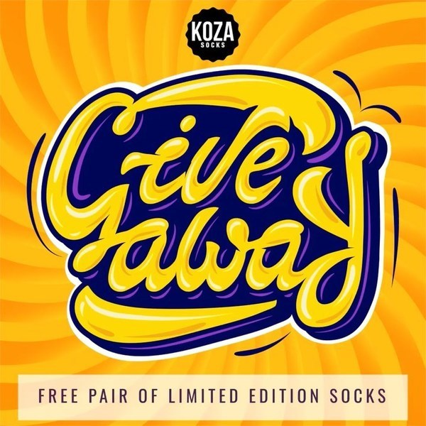 koza-limited-edition-socks-giveaway-contest