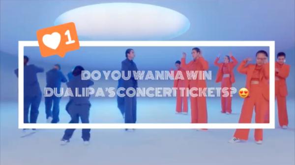 Dua Lipa Concert Lip Sync Contest