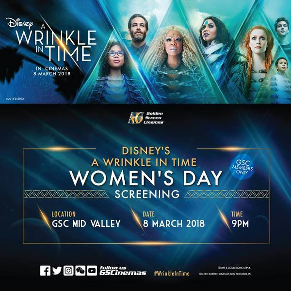 GSC Women's Day Contest