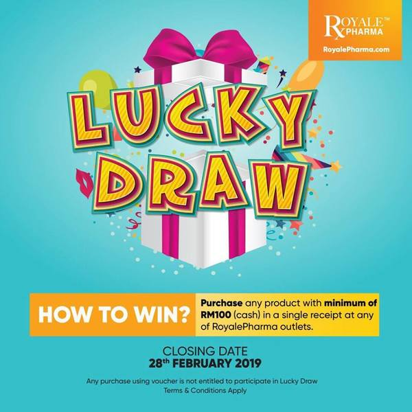royale-pharma-lucky-draw