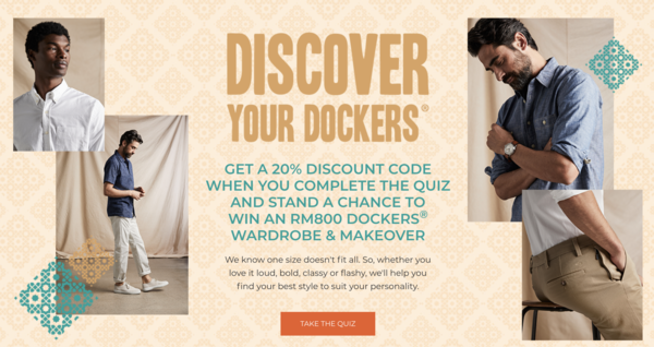 Discover Your Dockers