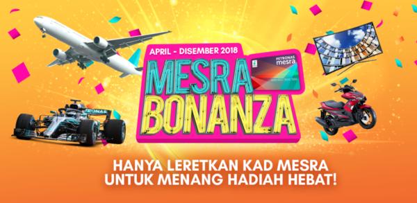 Petronas 2018 Mesra Bonanza