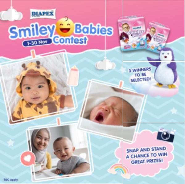 smiley-babies-contest