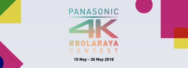 Panasonic Malaysia #4KBolaRaya Contest