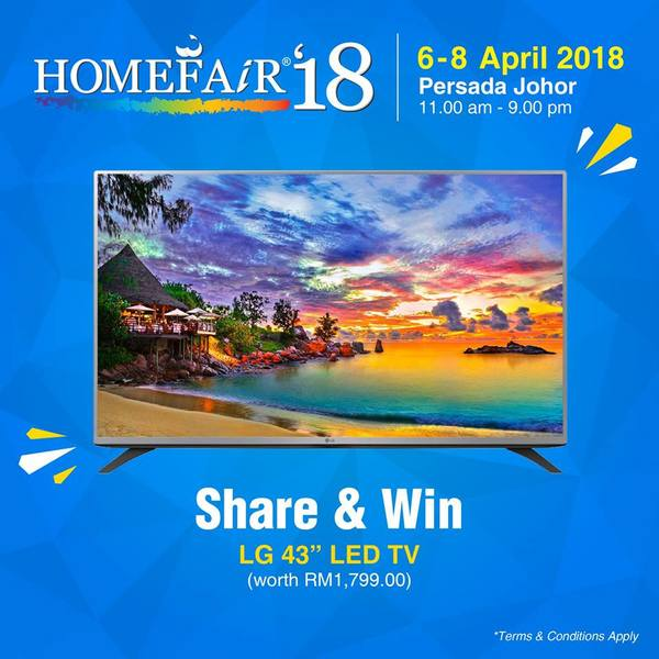 HOMEFAiR Share and Win