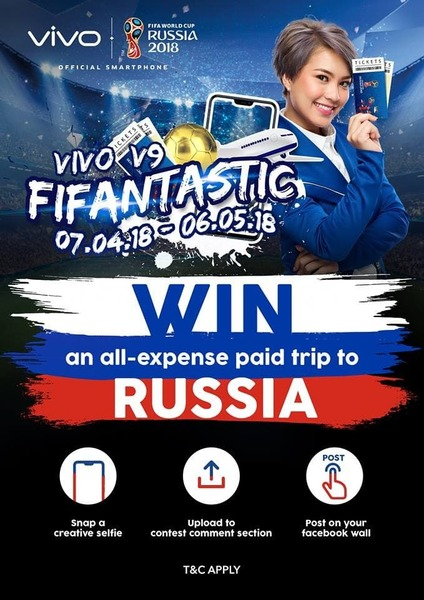 Vivo FIFANtastic Contest