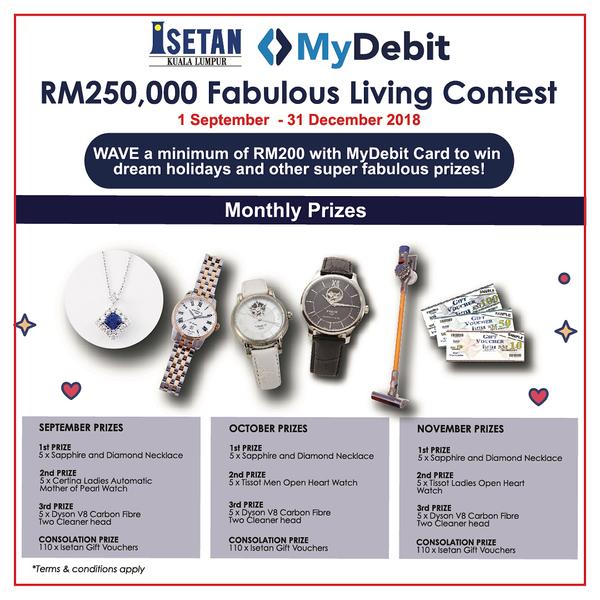 mydebit-isetan-fabulous-living-contest