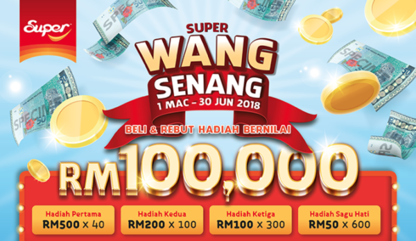 Super Wang Senang
