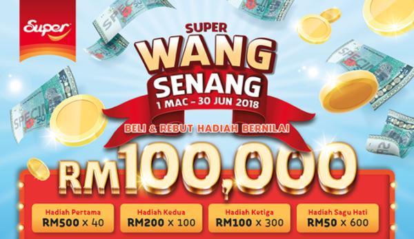 Super Wang Senang
