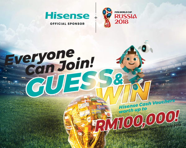 hisense-guess-and-win-contest