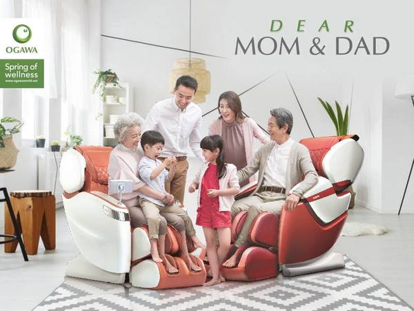 Ogawa Dear Mom & Dad Contest