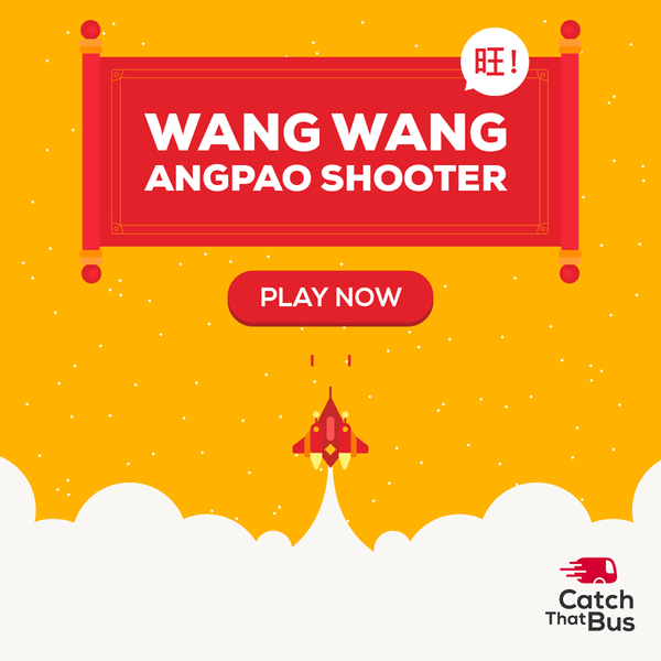 Catch That Bus Wang Wang Ang Pau Shooter