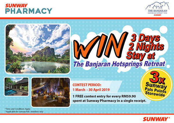 shop-at-sunway-pharmacy-to-win-a-3d2n-stay-at-the-banjaran-hotsprings-retreat